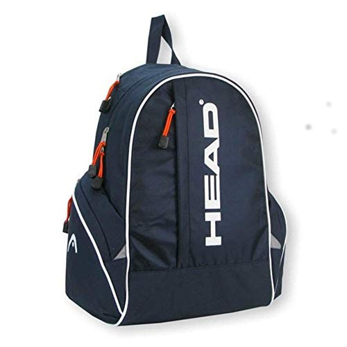 HEAD Atlantis - Mochila, color blanco y azul marino