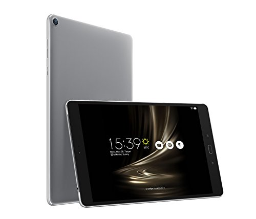 ASUS ZenPad 3S Z500M 24,6 cm (9,7 Zoll, QXGA (2048 x 1536), Touch) Tablet (Hexa-Core, 4GB RAM, 128GB, Android Marshmallow (Update auf Nougat möglich) Grau