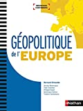 Géopolitique de l'Europe (PREPAS COMMERCIALES) - Format Kindle - 27,99 €