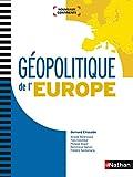 Géopolitique de l'Europe (PREPAS COMMERCIALES) - Format Kindle - 9782098127340 - 27,99 €