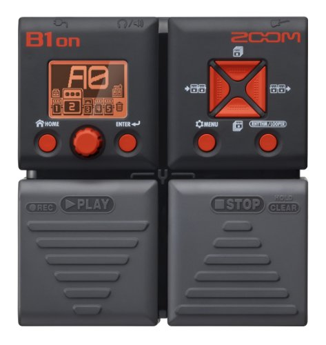 Zoom B1 Bass Effects