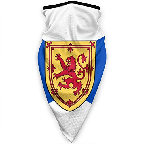 Mathillda Kanada Nova Scotia Vlag Gezichtsmasker Hals Gamaschen Bandana sjaal bivakmuts Multifunctionele hoofddeksel