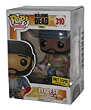 Funko 6119 – Walking Dead, Pop Vinyl Figure 310 Tyreese (Bitten Arm), 9 cm...