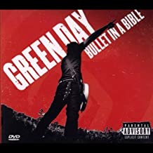 Green Day - Bullet in a Bible [PA] (CD/CD & DVD)