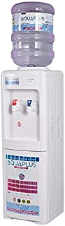Top Load Hot & Cold water Dispenser with 40 bottles of Five Gallon BPA Free Drinking Water