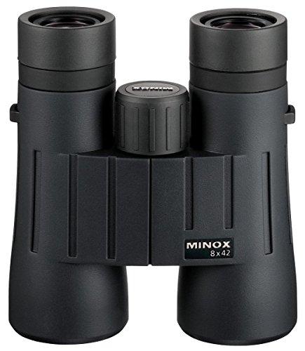 Minox BF 8x42 Fernglas (Objektivdurchmesser: 42 mm) schwarz