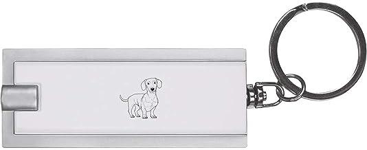 'Teckel' Sleutelhanger LED-Zaklamp (KT00021053)