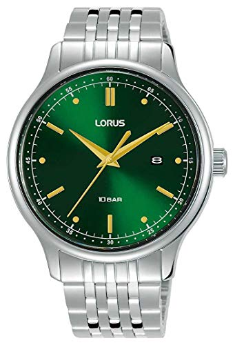 Lorus Men's | Green Sunray Dial ...