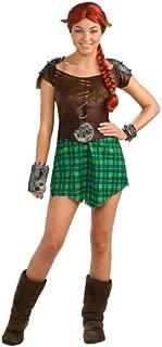 Shrek Deluxe Fiona Warrior Costume