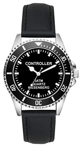Controller Geschenk Artikel Idee Fan Uhr L-2448