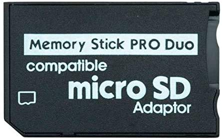 Adapter MicroSD to Memory Stick PRO DUO