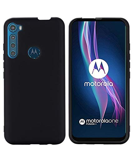 Wellpoint Exclusive Matte Finish Soft Back Case Cover for Motorola Moto One Fusion Plus