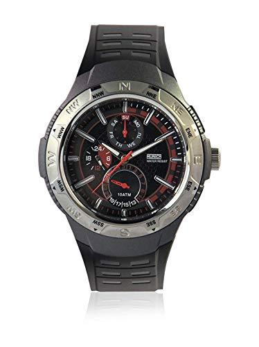 Munich Reloj Analógico-Digital para Unisex Adultos de Cuarzo con Correa en Caucho MU+118.1A