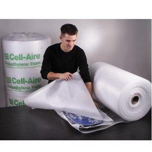 Sealed Air - Rollo de polietileno expandido para embalaje y aislamiento (25m)