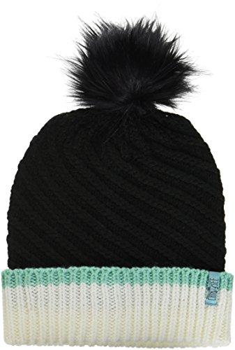 Chiemsee Damen Mütze, Black, OSO