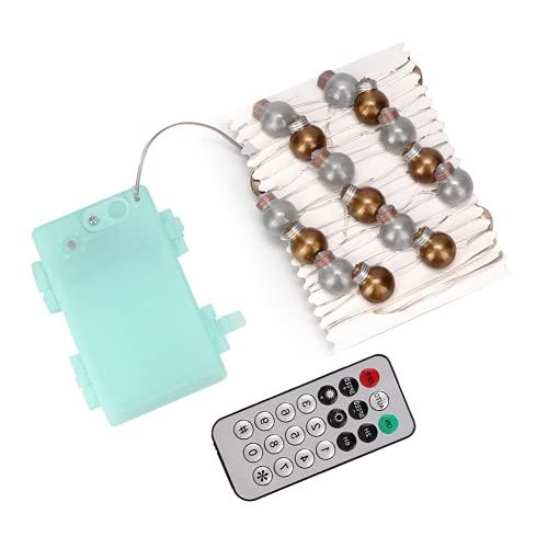 Uxsiya Telecomando LED String per Cortili