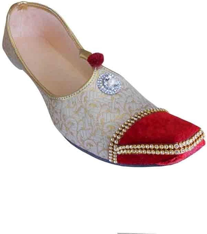 Kalra Creations Mojari Groom Flip Flops Flip Flops Flip