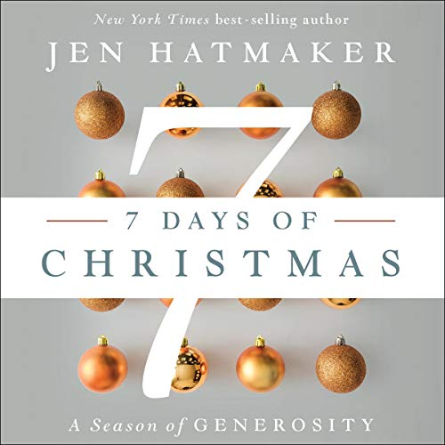 7 Days of Christmas cover art