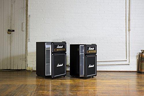 Marshall MF-110-NA High Capacity Bar Fridge, Black