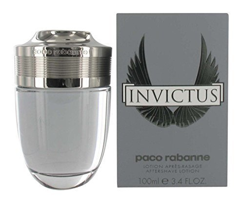 Paco Rabanne Invictus After Shave Lotion - 100ml/3.4oz by Paco Rabanne