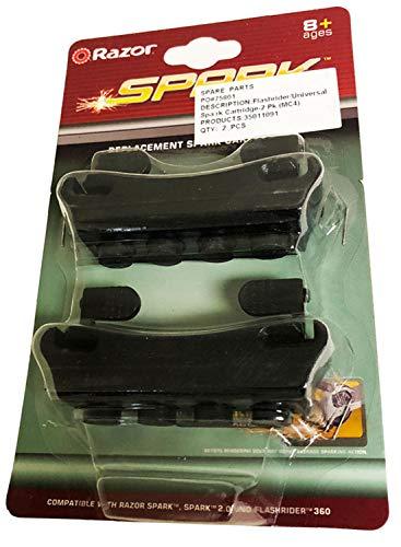 Razor Spark Replacement Cartridge, Black