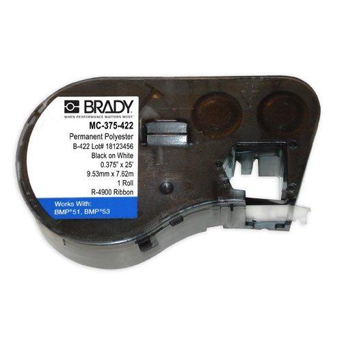 Brady MC-375-422 Etiketten für BMP41/BMP51/BMP53 Etikettendrucker