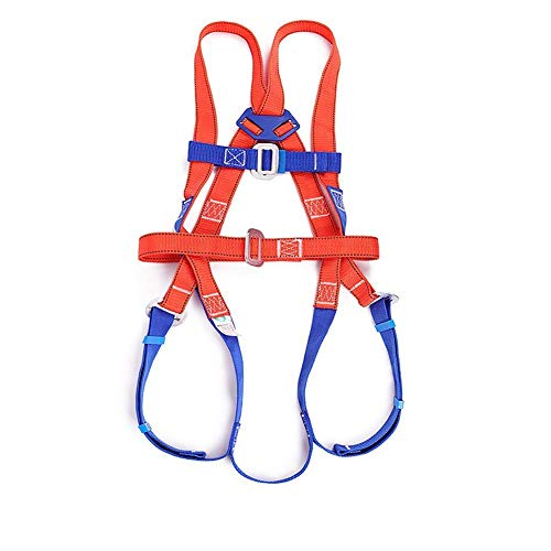 Full Body Universal Harness, Construction Harness Vest-Style, for Aerial Lift, Ironworker, Scaffolding, Tree Climbing