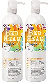 Tigi Bed Head Colour Combat Dumb Blonde Tween Duo Pack 750ml