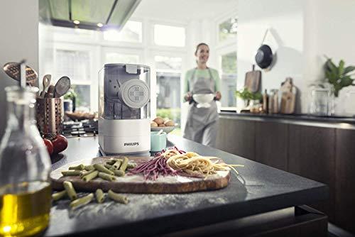 Philips HR2482/00 Formaufsätze für Pastamaker - 4
