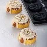 Molde de silicona forma Almendra Mini Almonds TOP22