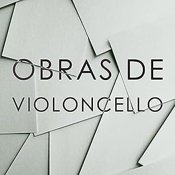 Obras de Violoncello