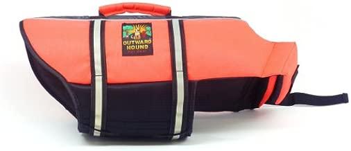Outward Hound Kyjen Pet Saver Life Jacket, Large, Orange
