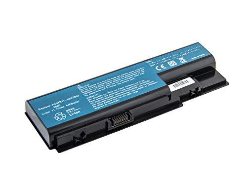 Acer Aspire 5520/6920 - Batería de Ion de Litio (10,8 V, 4400...