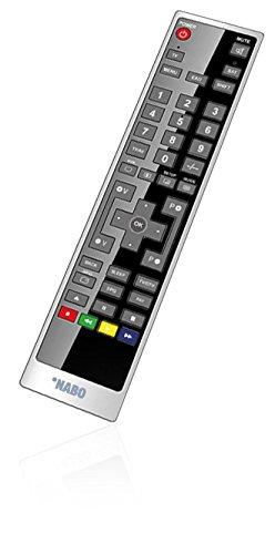 Nabo Remote Star programmierbare Fernbedienung Remote Control für TV SAT