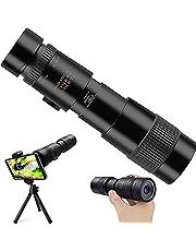 Telescope 4K 10-300 x 40 mm telescope super telephoto Zoom monokular Waterproof Shockproof for Bird Watching Hunting Camping Hiking Travel
