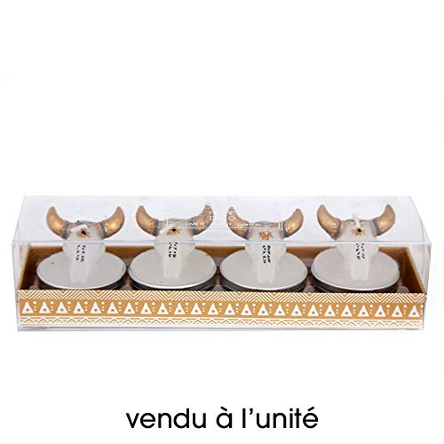 Générique Chauffe-Plats Boho 4PCS