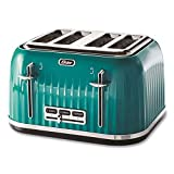 Best OSTER 4 Slice Toasters - Oster 4-Slice Pop-Up Toaster, Teal (TSSTTRWF4S-NP) Review