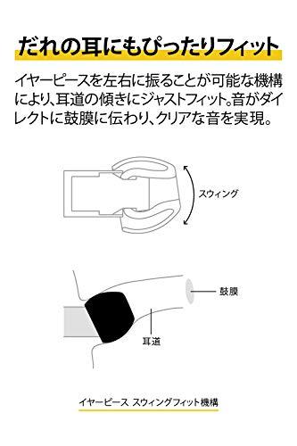final (ファイナル) E500 カナル型 イヤホン【 VR バイノーラル ASMR 推奨】