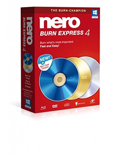 Nero Burn Express Version 4