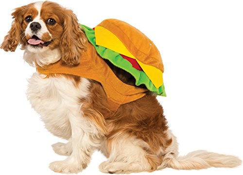 Rubie's Hamburger Dog Costume, Medium
