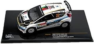 イクソ 1/43 フォード フィエスタ S2000 2010 ポルトガルラリー S-WRC 4位 #26 B.スーザ/N.R.Da Silva