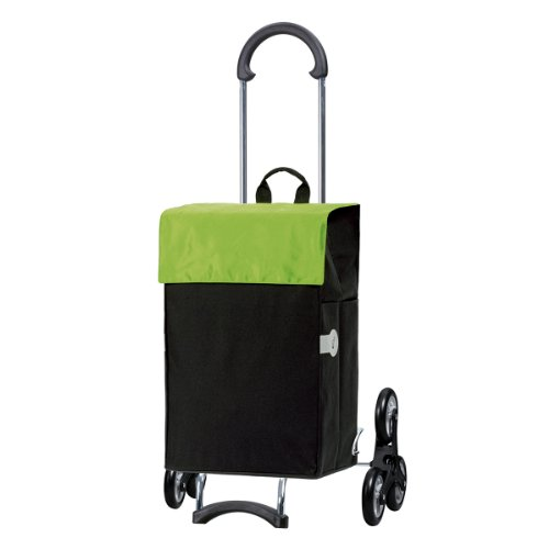 Andersen Shopper Scala Treppensteiger mit Tasche Hera 44 Liter grün