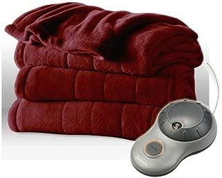 Best sunbeam slumber rest velvet plush heated blanket Reviews