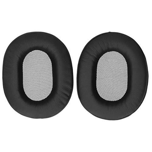 ASHATA Coussinets d'oreille de Remplacement Coussin, Coussins d'oreille Coussinets d'oreille en Mousse Coussinets d'oreille de Remplacement pour Sony ST900 / MDR-1R / MDR-V6 / MDR-7506
