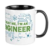 CafePress Trust Me I'm An Engineer Mugs Unique Coffee Mug, Coffee Cup
