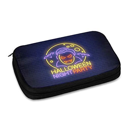 Bolsa de organización electrónica miedo Vampiro y accesorios de la luna organizador...