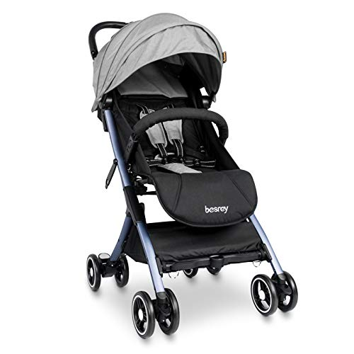 besrey Baby Stroller Lightweight Easy Fold Compact Travel Stroller