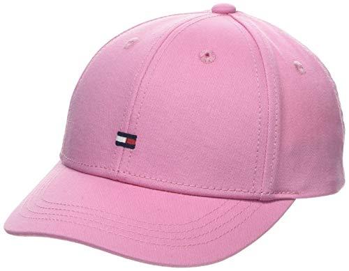 Tommy Hilfiger BB Cap Girls Gorra de béisbol, (Pink Vbb), Medium para Mujer