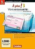 [page_title]-À Plus! Interaktiv - Vokabelkartei interaktiv: Band 3 - CD-ROM