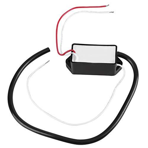 Generador de pulso de alto voltaje, DC3.6V/4.8V/6V/12V transformador de pulso de alto voltaje DC 3kV-11kV módulo de arco súper eléctrico para nebulizador, saludo de saludo eléctrico, estufa de gas, et
